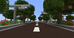 Ecolom Streets Minecraft Map & Project