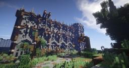 Prison-Spawn | Gefängnis | Burg Minecraft Project