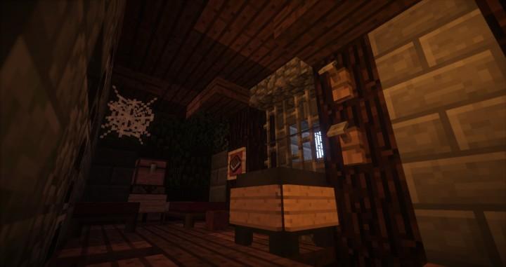 Prison Spawn Gef 228 Ngnis Burg Minecraft Project