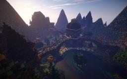 The Wonder Gates- Minecraft spawn/hub Minecraft Map & Project