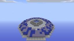 Minecraft Hub Spawn - Drop Down Platform Minecraft Map & Project