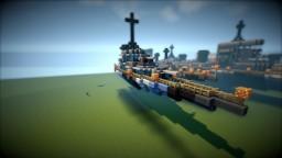 DSKM Fritz Minecraft Map & Project