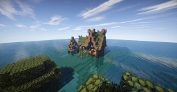 Warp Swamp  |  My server Minecraft Map & Project