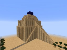 Ancient City of Babylon 331 BC Minecraft Map & Project