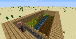 Bread Factory [MINECRAFT 1.8] [SCHEMATIC] Minecraft Map & Project