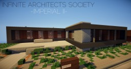 IMPERIAL II - Modern Mansion IAS Minecraft Map & Project