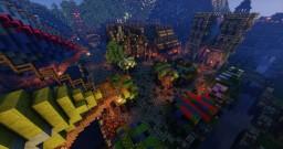 {K&G 3.5} Varlebeck: Docks and Market Minecraft Map & Project