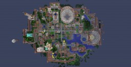 Island Cities: Great Empire Minecraft Map & Project