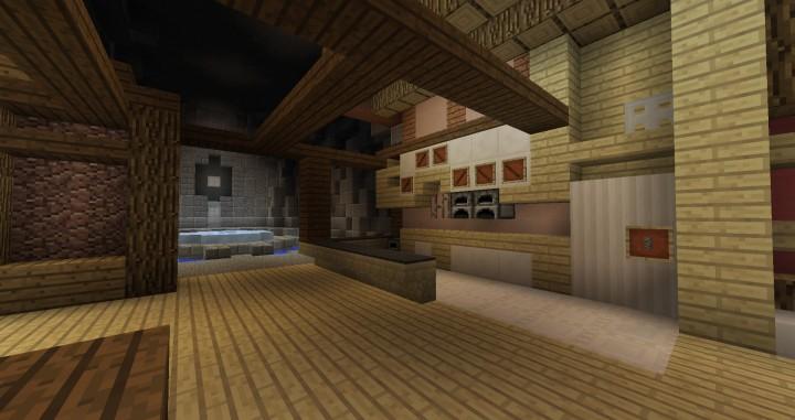Steven Universe Beach House Minecraft Project