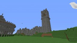 Stone Buildings Minecraft Map & Project