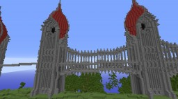 Stone Buildings Minecraft Project