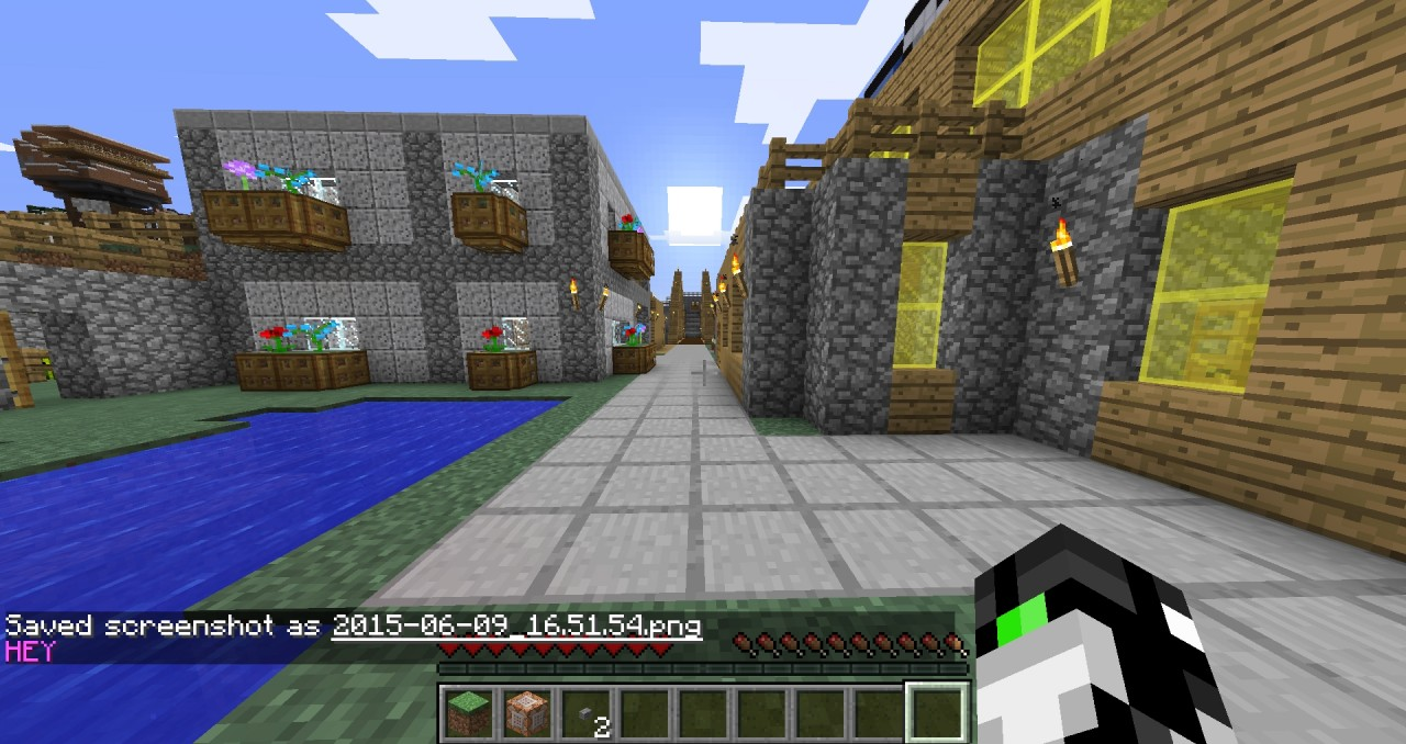 Chat in color works in Realms/Singleplayer minecraft Minecraft Blog