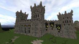 The Witcher 3: Wild Hunt - Nilfgaard Castle