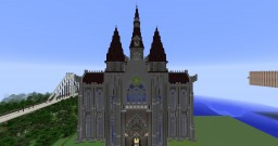 Cathedral St. Michael Minecraft Map & Project