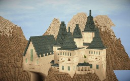 The Eyrie and the Vale of Arryn Minecraft Map & Project