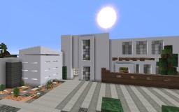 Modern House: Vitality Minecraft Map & Project