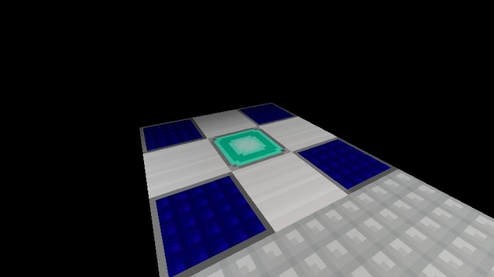 Solar Panel and Telepad blocks