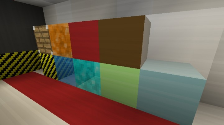 Some decorative blocks