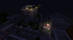 ZOMBOCALYPSE THE CRASH - Adventure Map Minecraft Map & Project