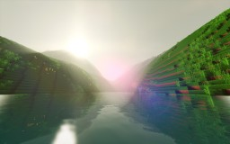 Mountains of The Titan Minecraft Map & Project