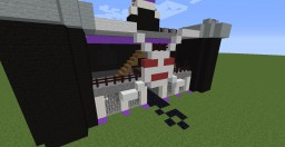 Lord Garmadon's Dark Fortress Minecraft Map & Project