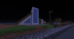 32x32 Prison Plot - Modern House Minecraft Project