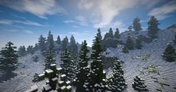 Griwen mountains Minecraft Map & Project
