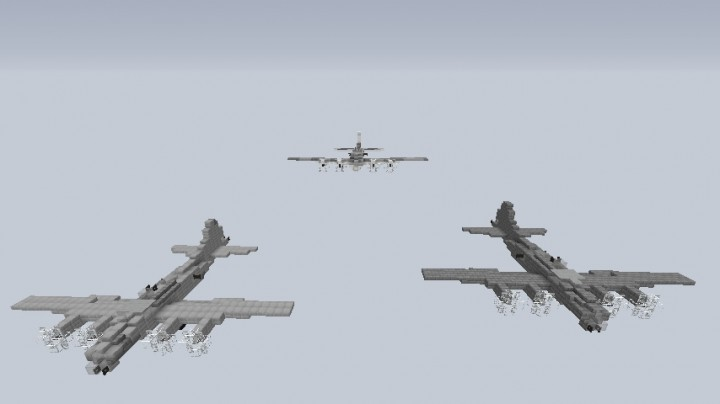 how to build a bomber in minecraft