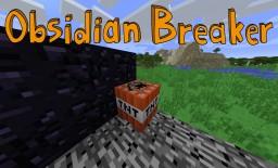[Server][Bukkit/Spigot] ObsidianBreaker Minecraft Mod