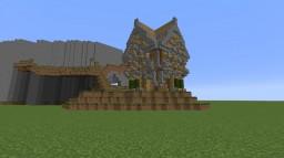 Minecraft Medieval Village Minecraft Map & Project