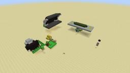 Redstone Trek (discontinued) Minecraft Map & Project