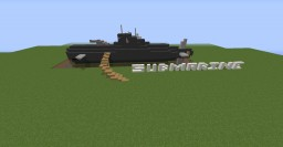 Submarine Attempt Minecraft Map & Project