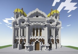 Cathedral of Christ the Saviour By Tomarov And Tran Tan Thanh Minecraft Map & Project