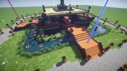 Simple Spawn/Lobby for servers Minecraft Map & Project