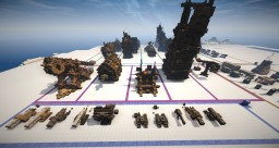 Our old bundle. Check the new one ! Minecraft Map & Project