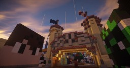 XYZ WORLD - Theme Park v3 Minecraft