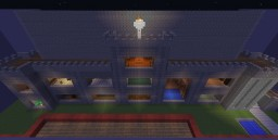 Legends of the Forgotten Castle - Legends of the Hidden Temple Project Minecraft Map & Project