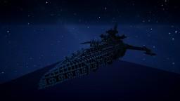 Chaos Desolator Battleship Minecraft Map & Project