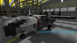 Grumman C-2 Greyhound [request] Minecraft Map & Project