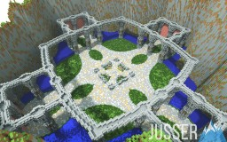 Eight Portal Hub Spawn {DOWNLOAD} ~ a project by Jusser ~ Minecraft Map & Project