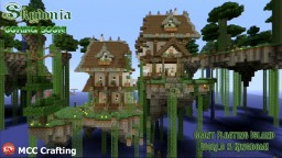 A Broken Home (Skydonia) Floating Island World PS3/PS4/CONSOLE Minecraft Map & Project