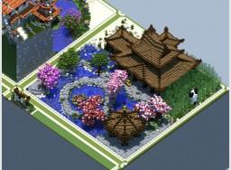 Asian plot Minecraft Project