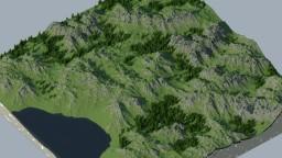 Bassir Mountains - Lol another world painter terrain