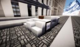Bugatti Veyron Minecraft Map & Project