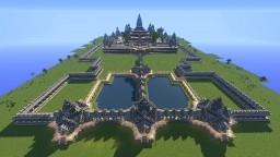 Temple d'Angkor Minecraft