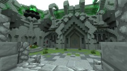 Si-Fi 4 Portal Hub Minecraft Map & Project