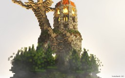 RevensPerch Isle Minecraft Project