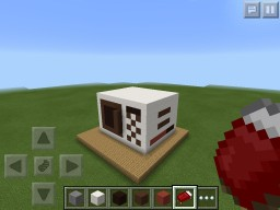 Gary's mental Minecraft ideas: The microwave