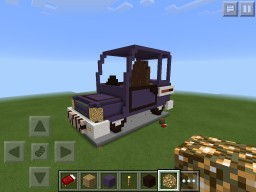 Gary's mental Minecraft ideas: The Car.