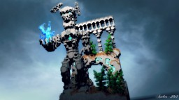 Incendium - Conjurer of Blue Flames Minecraft Project